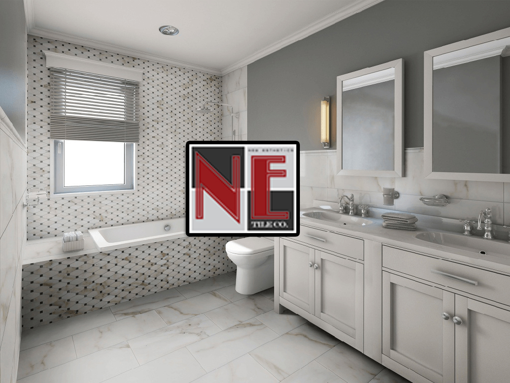 Bathroom Tile Floors Walls Showers Baths N E Tile Company
